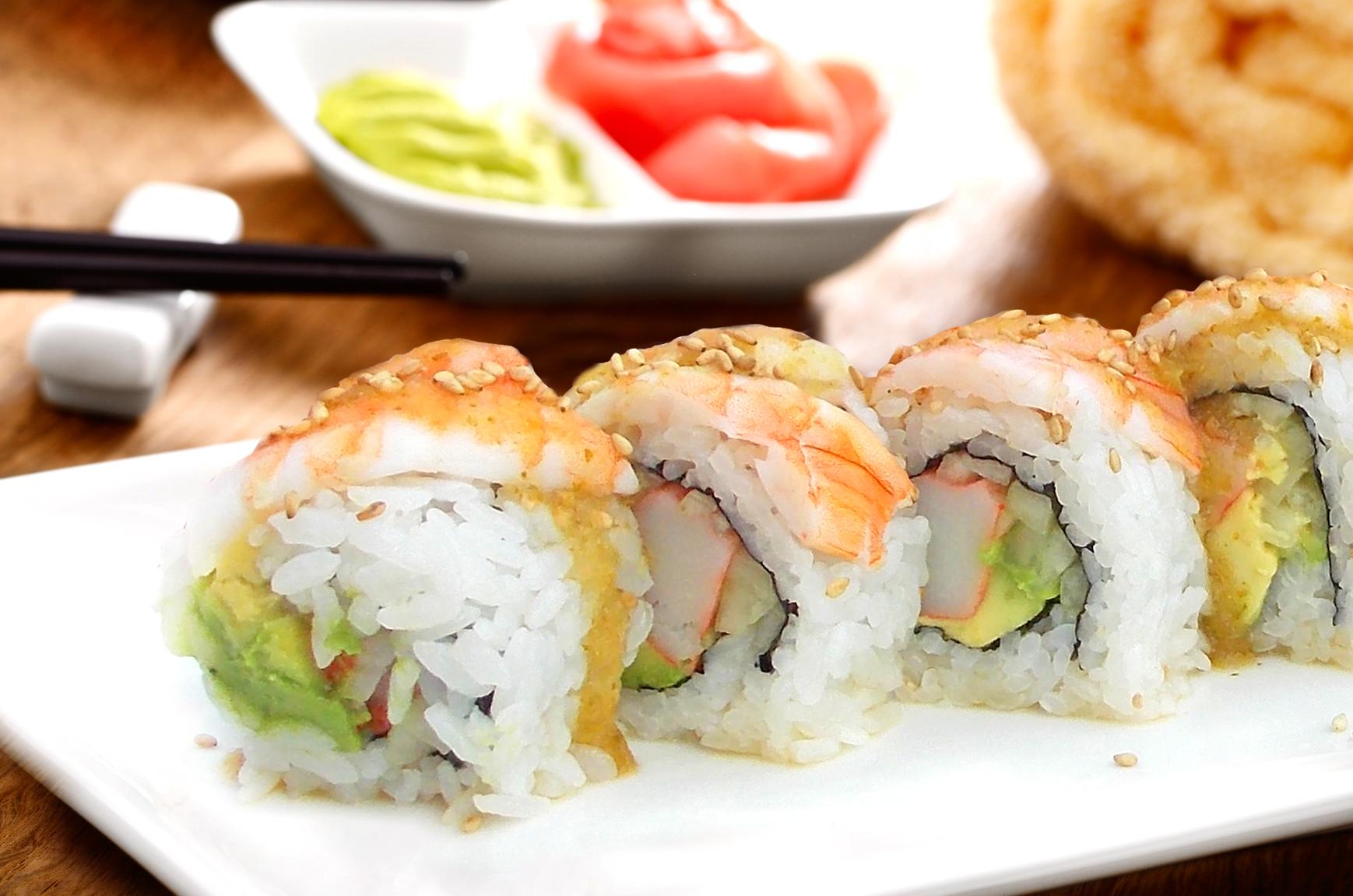 100 mexican sushi fusion el sushi 25 sushi menu for Cours de design interieur montreal